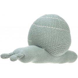 Lässig Knitted Toy with Rattle Garden Explorer