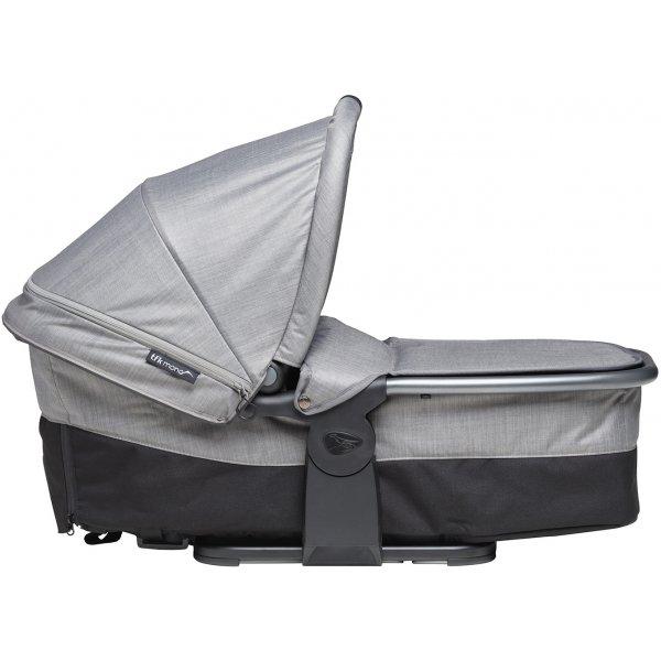 TFK Carrycot Mono combi Grey