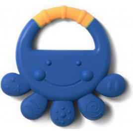 BabyOno Kousátko silikonové chobotnice Vicky 6m+