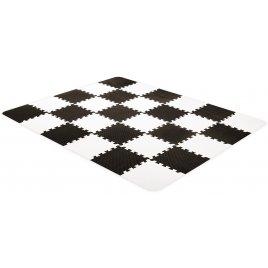 Kinderkraft Podložka pěnové puzzle Luno 30ks