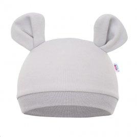 New Baby Kojenecká čepička New Baby Mouse