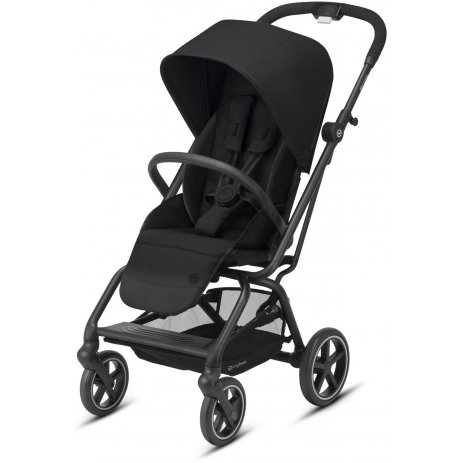 Cybex Eezy S Twist+ 2 BLACK 2021 Deep black