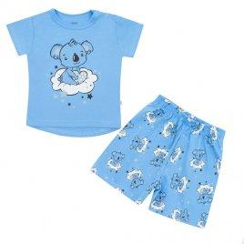 New Baby Dětské letní pyžamko New Baby Dream modré