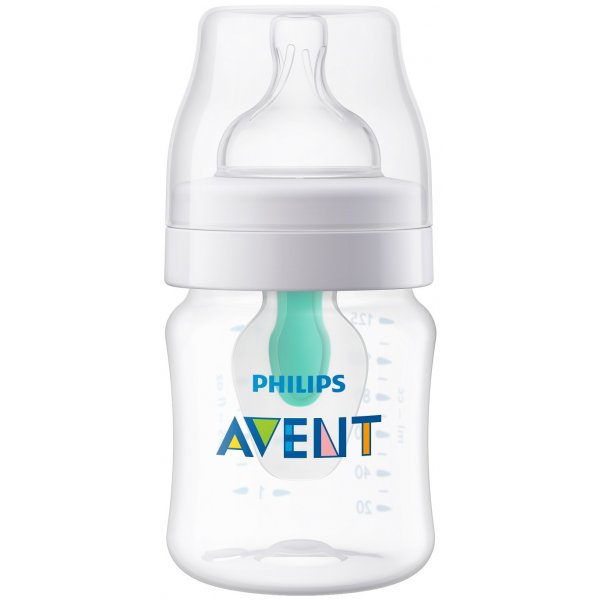 Avent Láhev Anti-colic 125 ml s ventilem AirFree