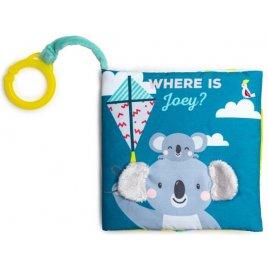 Taf Toys Knížka s aktivitami Where Is Joey