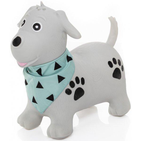 Zopa Hopsadlo Skippy Dog/Grey