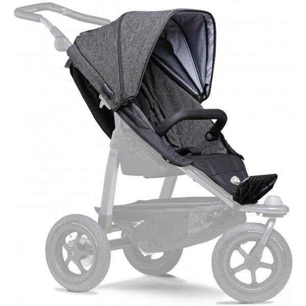 TFK Stroller seat unit Mono Prem. anthracite