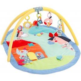 Baby Fehn 3D aktivity deka, Color friends