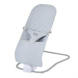 New Baby Dětské houpací lehátko NEW BABY SHAKY Gray