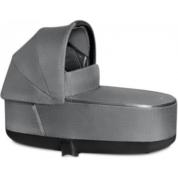 Cybex Priam Lux Carry Cot Plus 2021 Manhattan Grey