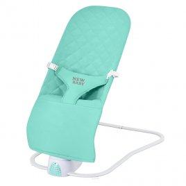 New Baby Dětské houpací lehátko NEW BABY SHAKY Mint