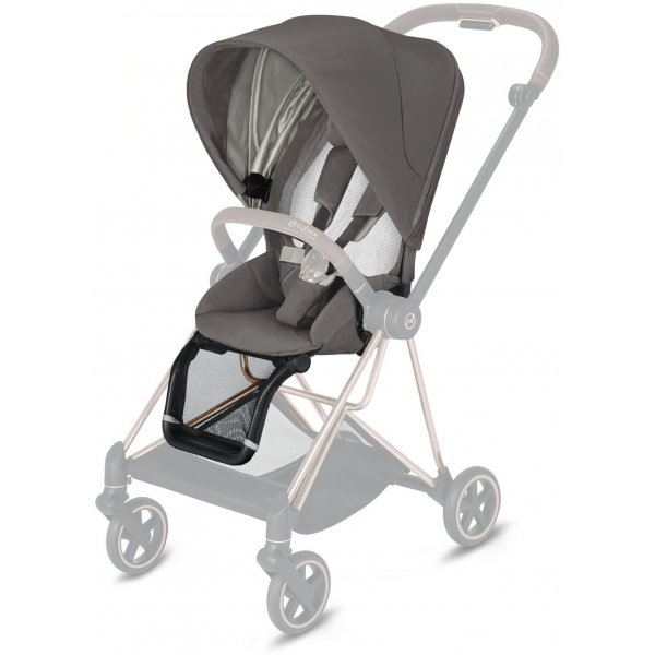 Cybex Mios Seat Pack 2021 Soho Grey