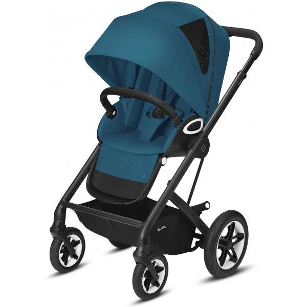 Cybex Talos S Lux BLACK 2021 River Blue