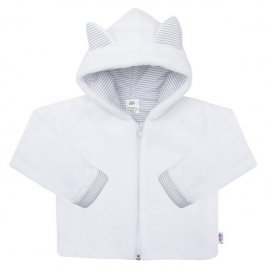 New Baby Luxusní dětský zimní kabátek s kapucí New Baby Snowy collection
