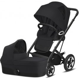 Cybex Talos S Lux BLACK, Carry cot S