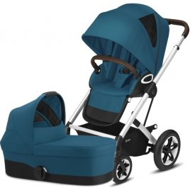 Cybex Talos S Lux SILVER, Carry cot S
