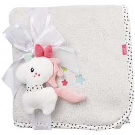 Baby Fehn Muchlací deka jednorožec, Aiko & Yuki