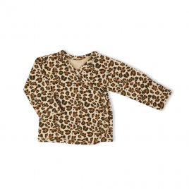 Nicol Kojenecká bavlněná košilka Nicol Mia