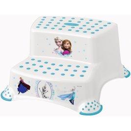 """Keeeper Dvojstupínek k WC/umyvadlu """"Frozen"""", Bílá"""