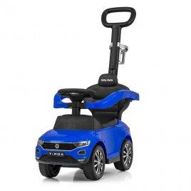 Milly Mally Odrážedlo s vodící tyčí VOLKSWAGEN T-ROC Milly Mally modré