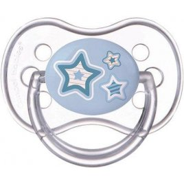 Canpol Dudlík silikonový symetrický 6-18m Newborn Baby