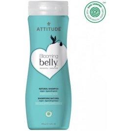 Attitude Přírodní šampón Blooming Belly nejen pro těhotné s arganem 473 ml