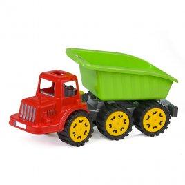Bayo Dětské nákladní sklápěcí auto BAYO Chuck 49 cm