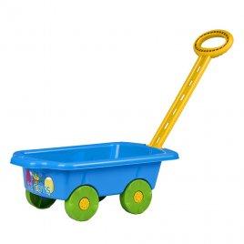 Bayo Dětský vozík Vlečka BAYO 45 cm modrý
