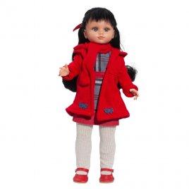 Berbesa Luxusní dětská panenka-holčička Berbesa Sára 40cm