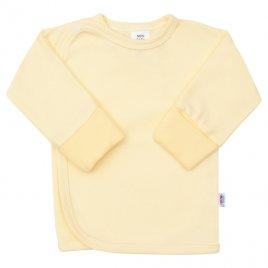 New Baby Kojenecká košilka s bočním zapínáním