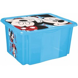 """Keeeper Úložný box s víkem """"Mickey"""""""