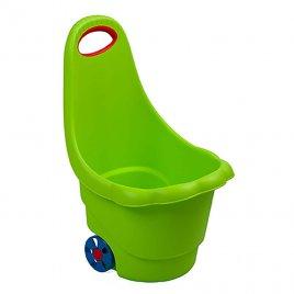 Bayo Dětský multifunkční vozík BAYO Sedmikráska 60 cm zelený