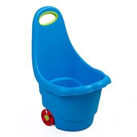 Bayo Dětský multifunkční vozík BAYO Sedmikráska 60 cm modrý