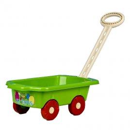 Bayo Dětský vozík Vlečka BAYO 45 cm zelený