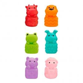 Bayo Sada senzorických hraček zvířátka 6ks