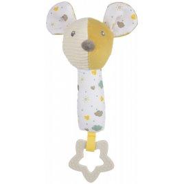 Canpol Činka hebká pískací s kousátkem Mouse