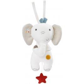 Baby Fehn Hrací hračka slon, FehnNatur Slon